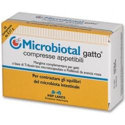 Nbf Lanes Microbiotal Gatto 30 Compresse