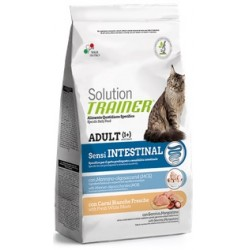 Solution Trainer Adult Cat SensiIntestinal con Carni Bianche Fresche 1,5 kg