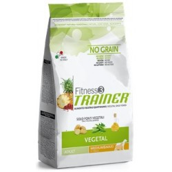 Fitness Trainer Adult Medium & Maxi Vegetal 3 kg