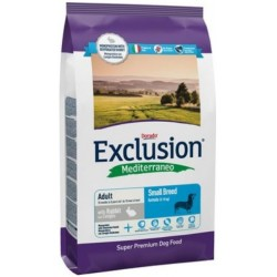 Exclusion Mediterraneo Adult Small Breed Coniglio 2 kg