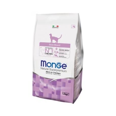 Monge Gatto Sterilised 1,5 kg