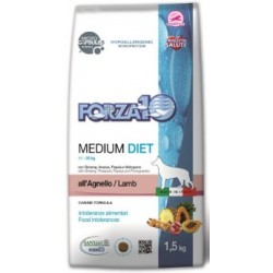 Forza 10 Medium Diet all' Agnello 1,5 kg