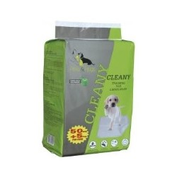 Pets & Hugs Cleany Tappetini Igienici Alla Mela Verde 60x90 55pz