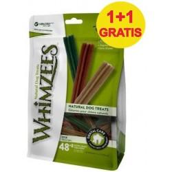 Whimzees Snack Per Cani Stix XS 48+8 pz