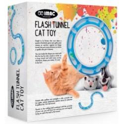 Imac Gioco Flash Tunnel per Gatti