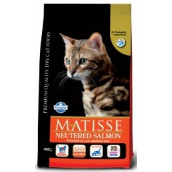 Farmina Matisse Neutered Salmone 400 gr