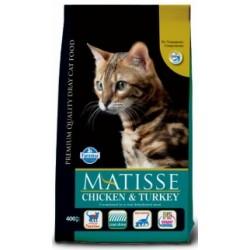 Farmina Matisse Pollo e Tacchino 1,5 kg