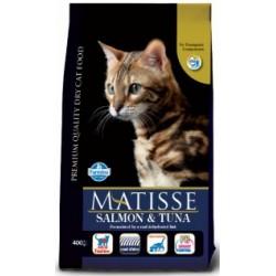 Farmina Matisse Salmone e Tonno 400 gr