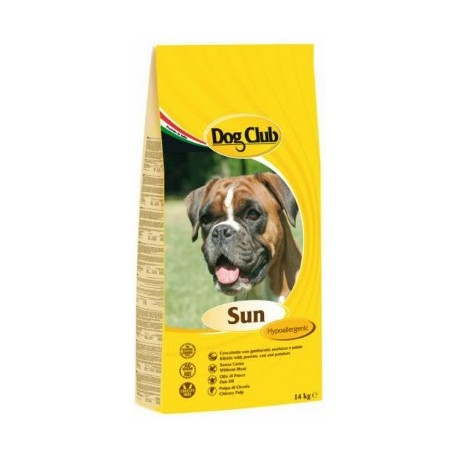 Dog Club Sun Hypoallergenic 14 kg