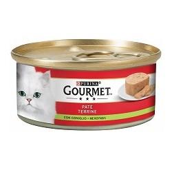 Purina Gourmet Gatto Paté con Coniglio 6x195 gr