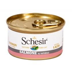 SCHESIR NAT SALMONE 85GR