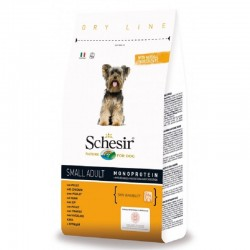 SCHESIR DOG ADULT SMALL POLL 2KG