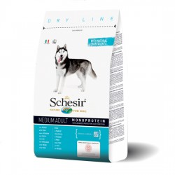 SCHESIR DOG ADULT MEDIUM PESCE 12KG