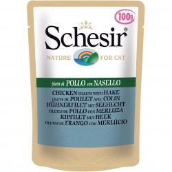 SCHESIR SOFT POLLO NASELLO 100GR