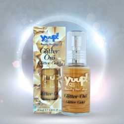FASHION GLITTER ORO 150ML