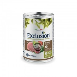 Exclusion Mediterraneo Adult All Breed Tacchino 400 gr