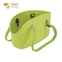 WITH-ME BORSA SMALL VERDE